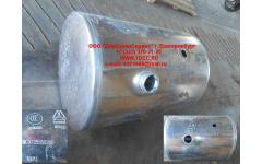 Бак топливный 380литров круглый H2/H3 фото Сургут