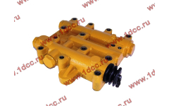Блок управления КПП CDM 855 (без клапана)