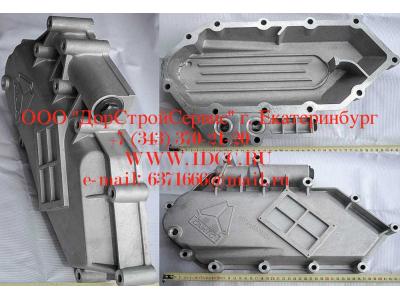 Крышка теплообменника D12 A7 HOWO A7 VG1246070004